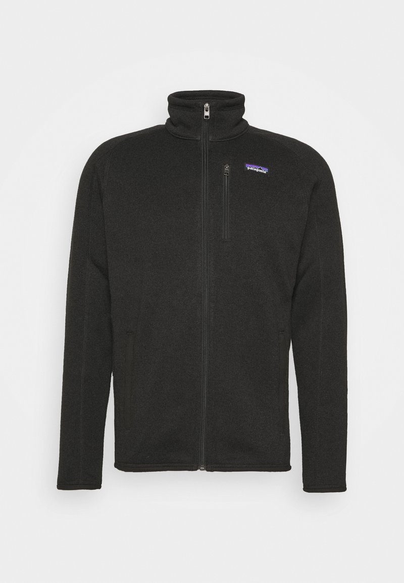 Patagonia - BETTER SWEATER - Veste polaire - black