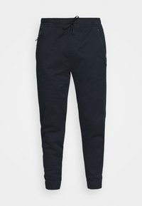 Hollister Co. - TAPER - Trousers - navy - 3
