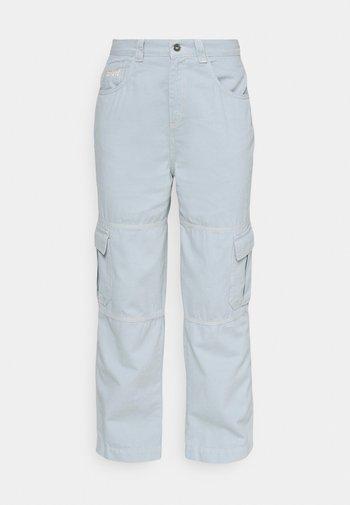 CARPENTERPANT - Trousers - blue