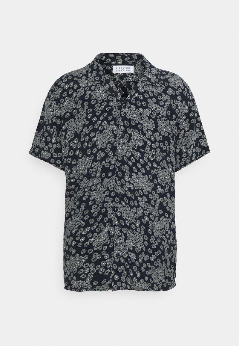 Libertine-Libertine - CAVE - Shirt - dark navy