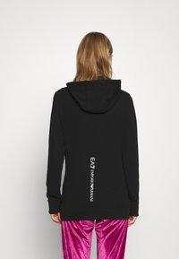 EA7 Emporio Armani - Sweatshirt - black/white - 2