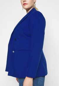 CAPSULE by Simply Be - ESSENTIAL FASHION - Blazer - ink blue - 4
