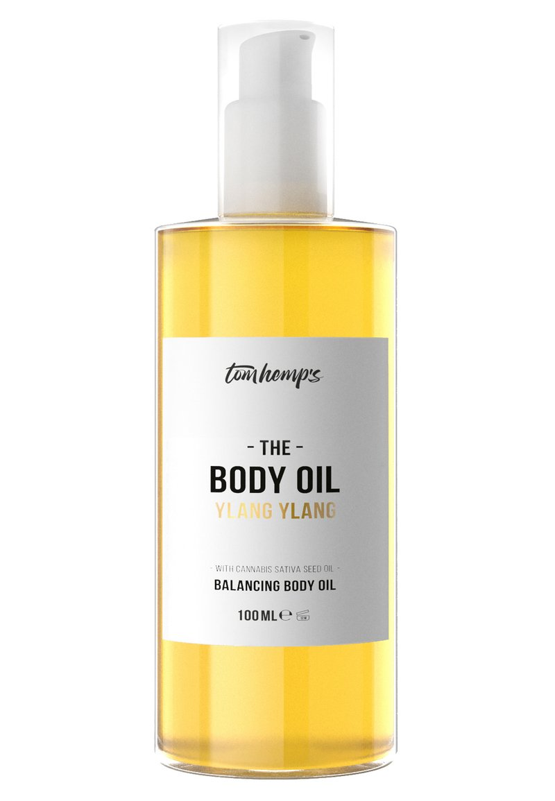 Tom Hemp's - THE BODY OIL YLANG YLANG - Body oil - 1 gold