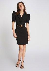 Morgan - Shift dress - black - 1