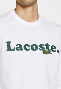 Lacoste - Long sleeved top - white - 5