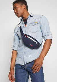 Tommy Jeans - COOL CITY BUMBAG - Bum bag - blue - 1