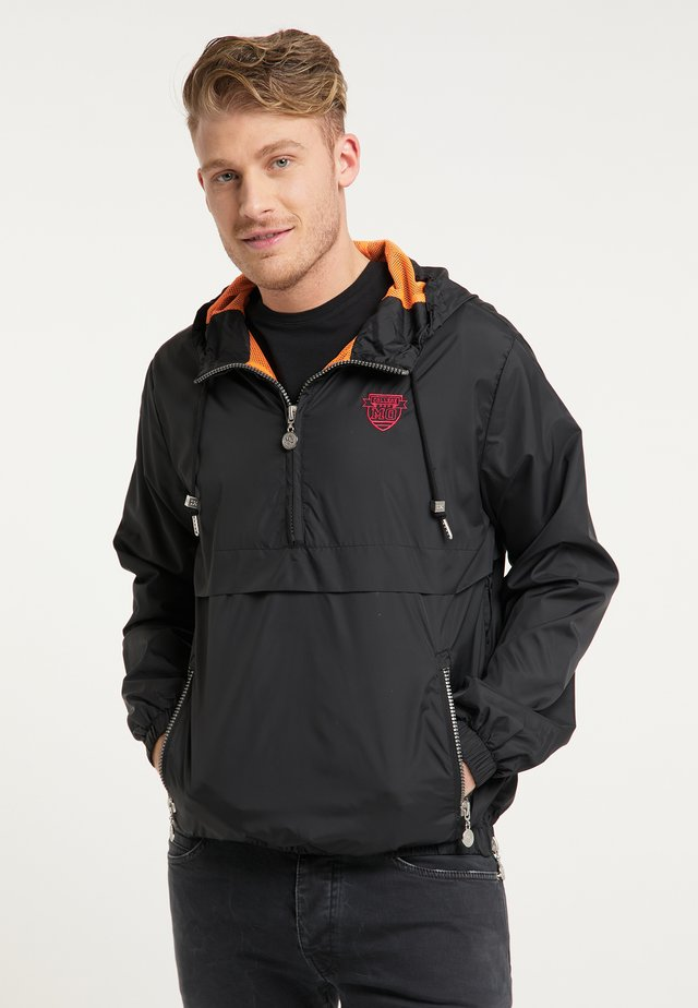 SCHLUPFJACKE - Windbreaker - black