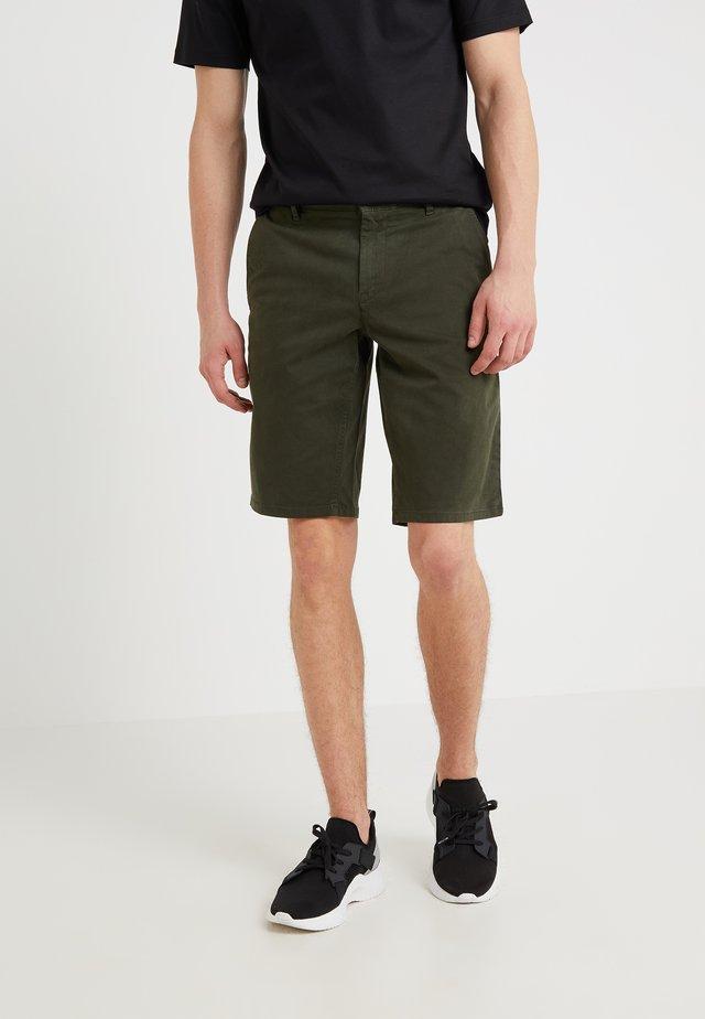 Shorts - open green
