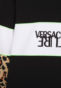 Versace Jeans Couture - SPORTY - Felpa - black/brown - 2