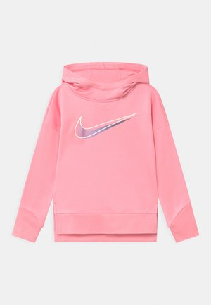 THERMA HOODED - Bluza z kapturem - pink