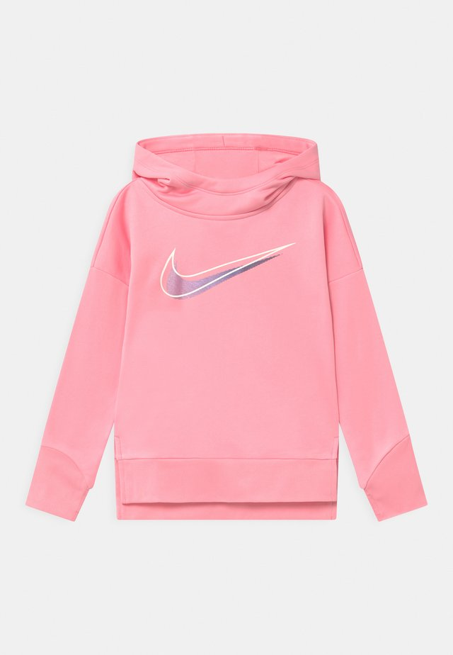 THERMA HOODED - Kapuzenpullover - pink