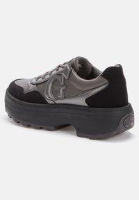 GRÜNBERG - Sneakersy niskie - gray - 4