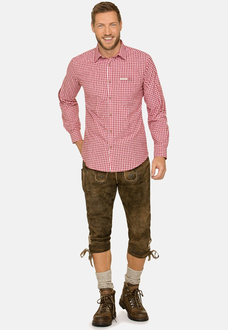 Stockerpoint - CAMPOS3 - Shirt - rot