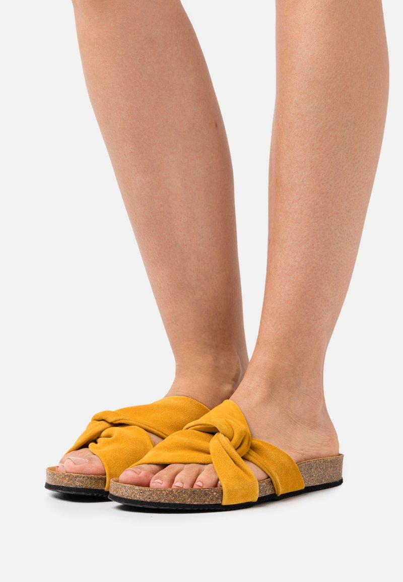Zign - Mules - orange