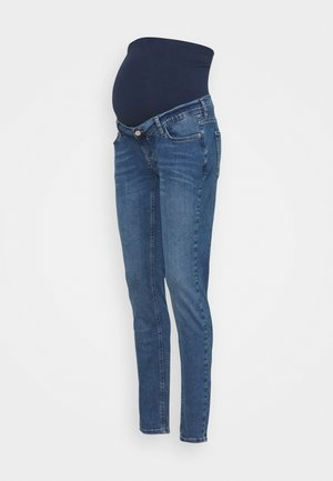 DANE - Slim fit jeans - everyday blue