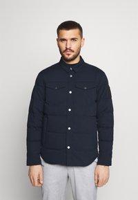 Cross Sportswear - JACKET - Veste d'hiver - navy - 0