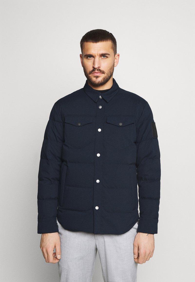 Cross Sportswear - JACKET - Veste d'hiver - navy