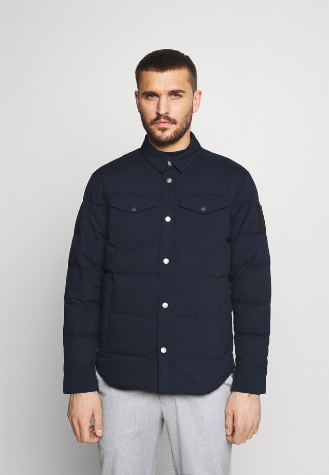 JACKET - Winter jacket - navy
