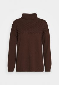 esmé studios - SABLE JUMPER - Jumper - shaved chocolate - 0