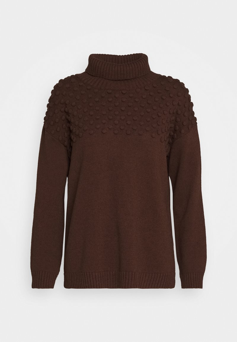 esmé studios - SABLE JUMPER - Jumper - shaved chocolate