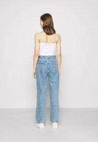 Even&Odd - Jeans straight leg - light blue denim - 2