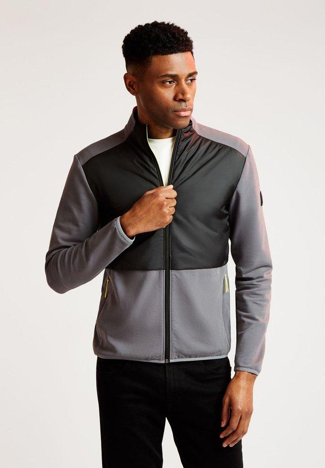 Light jacket - iron grey