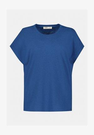 GROSSE GRÖSSEN  - Basic T-shirt - marine