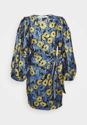 MAGNOLIA SHORT DRESS - Robe d'été - marguerite