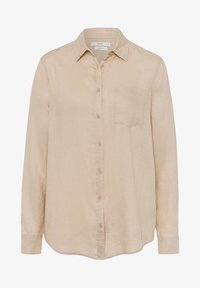 BRAX - VICTORIA - Button-down blouse - cookie - 5