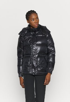 NORTHERN GORGE JACKET - Gewatteerde jas - black