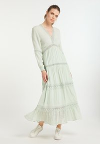 DreiMaster - Maxi dress - minze - 1