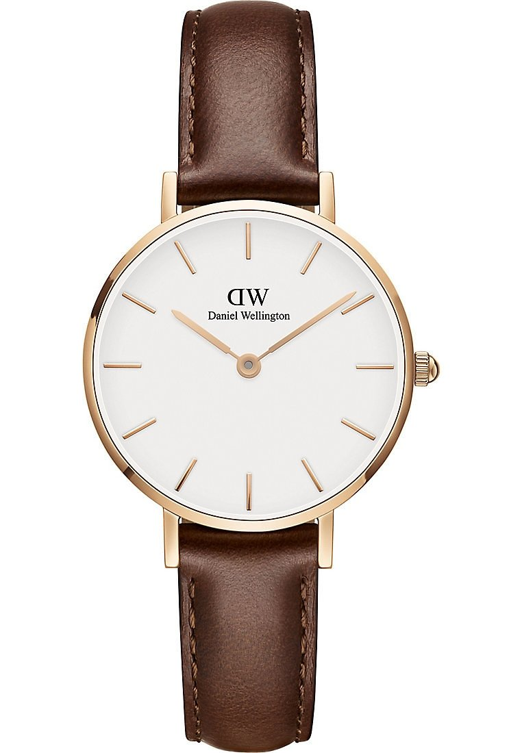 Daniel Wellington - Petite St Mawes 28mm - Watch - brown