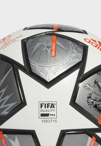 adidas Performance - FINALE 21 20TH ANNIVERSARY UCL COMPETITION FOOTBALL - Voetbal - white - 3