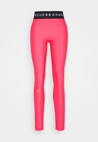 Under Armour - LEGGING BRANDED - Leggings - cerise - 4