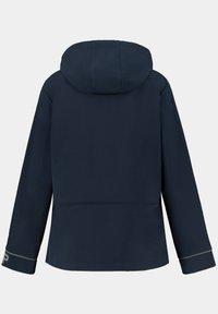 Ulla Popken - Soft shell jacket - marine - 3