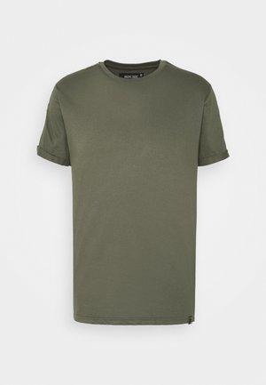AVENING - T-shirt print - army
