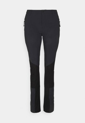 TRINITY PANT AIRFORCE - Pantalones - charcoal
