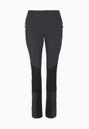 TRINITY PANT AIRFORCE - Pantalon classique - charcoal