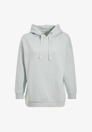 Hoodie - vert clair