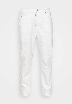 5 POCKETS PANT - Trousers - bianco