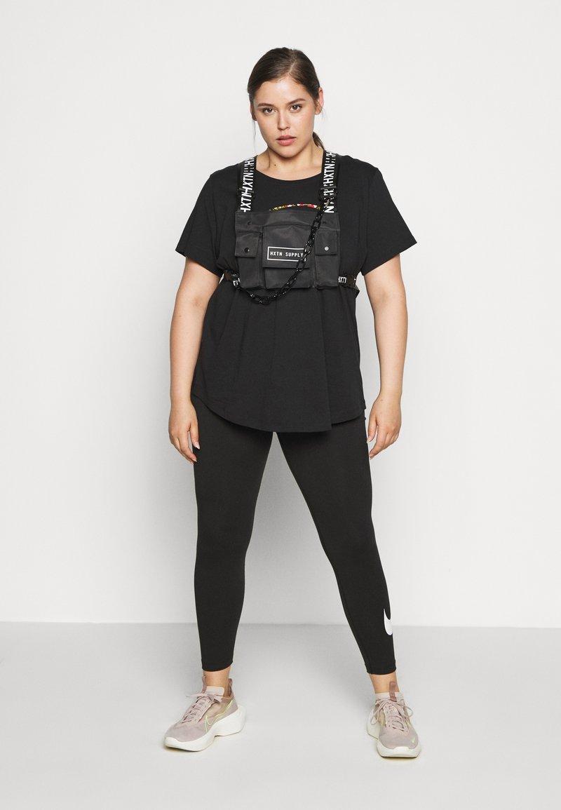 HXTN Supply - DELTA PRIME BODY BAG UNISEX - Olkalaukku - black