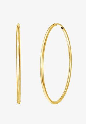Earrings - goud