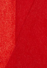 Moss Copenhagen - NILA SCARF - Szal - fiery red - 2