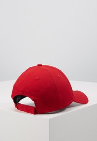 New Era - BASIC FORTY - Cap - scarlet/whte - 3