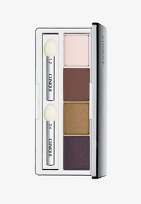 Clinique - ALL ABOUT SHADOW QUADS - Eyeshadow palette - 03 morning java - 0