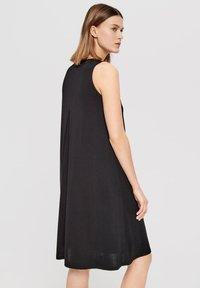 Opus - Day dress - black - 1