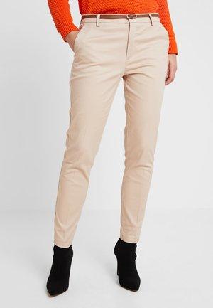 DAYS CIGARET PANTS  - Chino kalhoty - moonlight