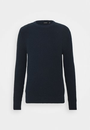 NESTOR STRUCTURE - Jumper - navy