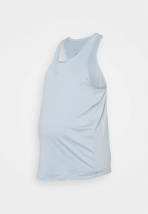 MATERNITY TANK - Top - blue fog