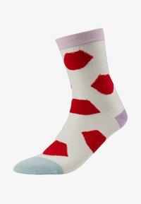 Lulu Guinness - KISS SOCKS - Socks - multi - 1